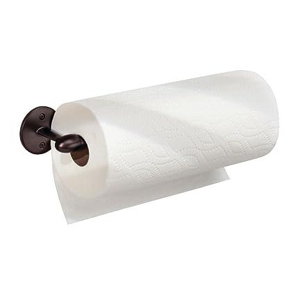 amazon com interdesign orbinni paper towel holder for kitchen