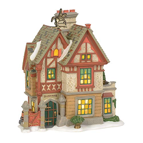 Department 56 Dickens Village Ten Lords -