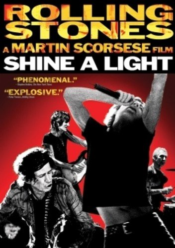 DVD : Shine a Light (Widescreen, Dolby, AC-3, )