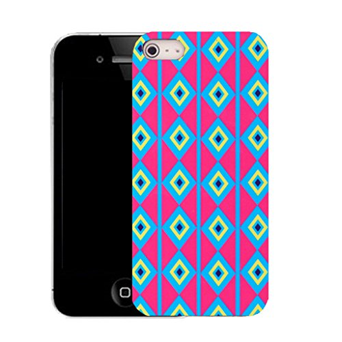 Mobile Case Mate iPhone 5c clip on Silicone Coque couverture case cover Pare-chocs + STYLET - ostentatious pattern (SILICON)