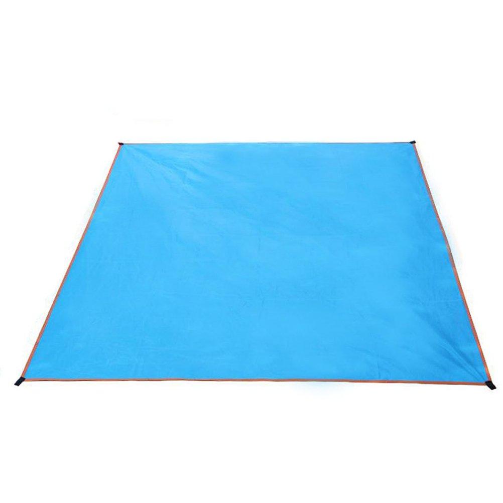 WINOMOアウトドア防水キャンプピクニックビーチシェルターテントタープGroundsheet毛布マット B01M1R2FUZ