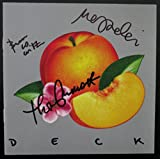 """Phoenix Autographed """"Bankrupt"""" CD (signed by all four)"""