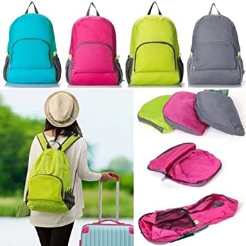 MagnusDeal® Foldable Lightweight Waterproof Travel Backpack ...