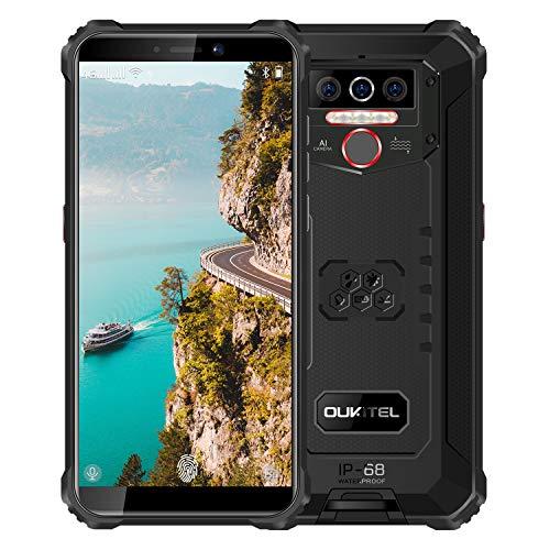 🥇 Rugged Phone Unlocked OUKITEL WP5
