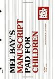 Manuscript Pad for Children, Mel Bay, 1562221248