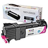 LD © Compatible Toner to replace Dell T109C High Yield Magenta Toner Cartridge for your Dell 2130cn and 2135cn Color Laser Printers, Office Central