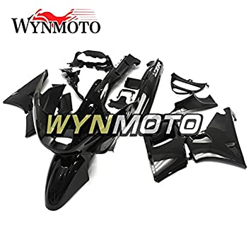 Inyección de plástico ABS wynmoto motocicleta carenado completo Kit cowlings para Kawasaki zzr400 1993 – 2007