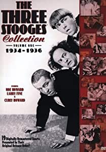 Amazon The Three Stooges Collection Vol 1 1934 1936