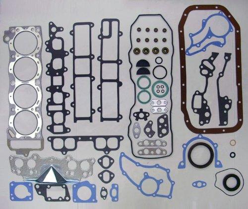 83-84 Toyota Celica Pickup 22R/22RE 2.4L 2366cc L4 8V SOHC Engine Full Gasket Replacement Kit Set FelPro: HS8807PT-1/CS8807 (2.4l Sohc Engine)