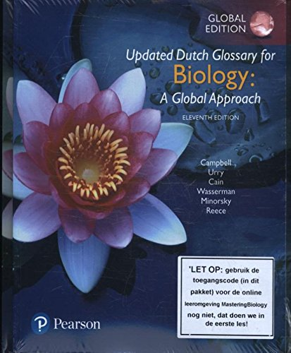 Biology 11th Global edition