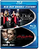 Dark Shadows/ Sleepy Hollow (BD) (DBFE) [Blu-ray]