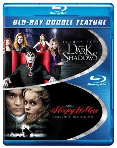 Dark Shadows/ Sleepy Hollow (BD) (DBFE) [Blu-ray]