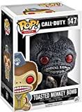 Funko Pop Games Call of Duty Toasted Monkey Bomb Exclusive Vinyl Figure
