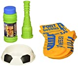 z starter socks - Leo Messi FootBubbles Starter Pack - practice your soccer juggling skills with these bubbles designed to be juggled with your feet like a soccer ball. Imitate Messi's soccer juggling with FootBubbles