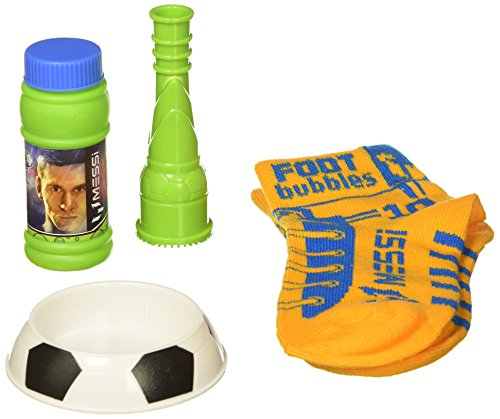 Leo Messi FootBubbles Starter Pack product image