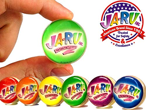 JA-RU Light Up Bead Ball Squeezing Stress Relief Ball (Pack of 72 Units) and One Bouncy Ball - for Kids & Adults Item #4205-72 by JA-RU (Image #5)