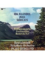 Sibelius: Violin Concerto, 2 Serenades (Vinyl)