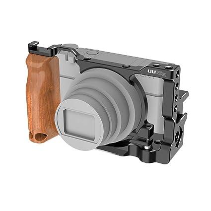 Linghuang Jaula de Camara de Aleación de Aluminio para Sony RX100 ...