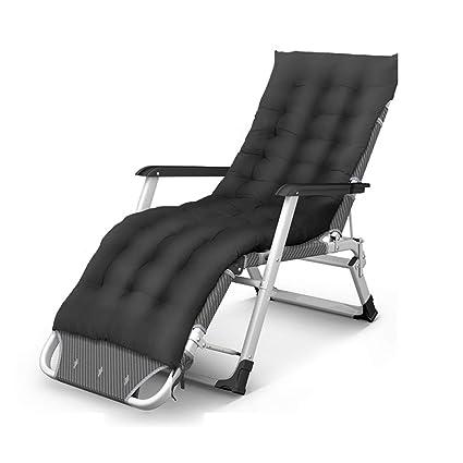 Amazon.com: Silla plegable reclinable para salón, silla de ...