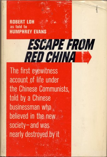 Escape from Red China, pdf epub