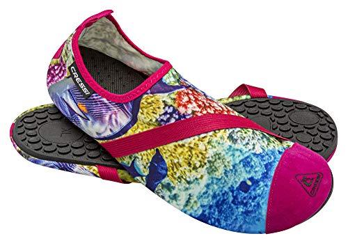Cressi Spiaggia Per Socks 30 Fantasy Sport Coral Nuoto Scarpette Piscina E 31 Aqua Multisport Acquatici qIwXrqf
