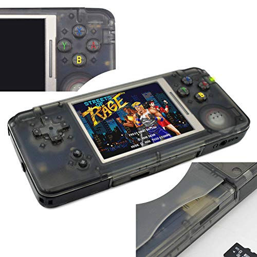 Handheld Game Console, Retro Game Console 3 Inch HD Screen 3000 Classic Game Console ,Portable Video Game Great Gift for Kids (Black) by BAORUITENG (Image #6)