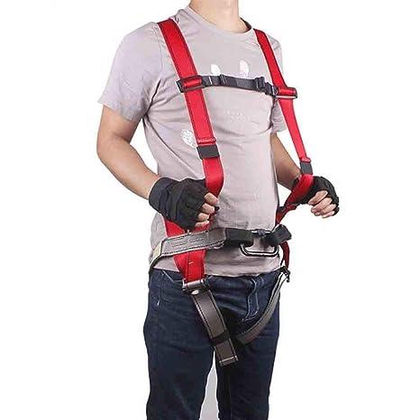 Cinturón de Seguridad para Escalada de Cuerpo Completo con arnés ...