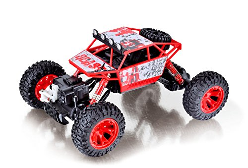 Coolmade Rc Car Conqueror Electric Rc Truck Rock Crawler 2 4ghz 4