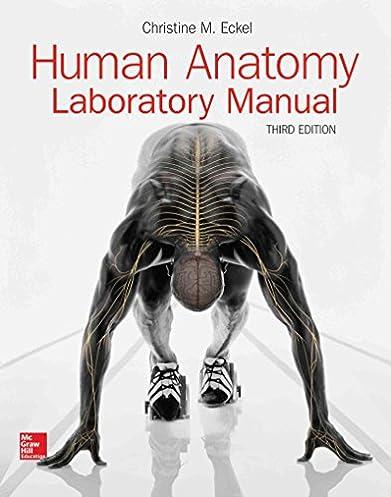Human anatomy laboratory manual third edition user guide manual human anatomy lab manual 3 christine eckel amazon com rh amazon com laboratory manual for human fandeluxe Gallery