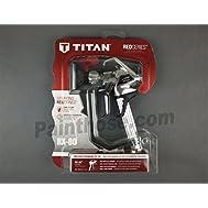 Titan 0538006 RX-80 Airless Spray Gun Red Series