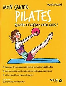 """Afficher """"Mon cahier Pilates"""""""