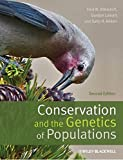 img - for Conservation and the Genetics of Populations book / textbook / text book