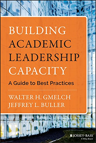 Download Building Academic Leadership Capacity: A Guide to Best Practices Pdf