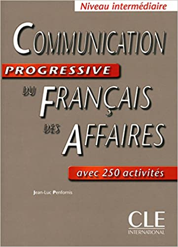 Communication progressive du francais des affaires french edition communication progressive du francais des affaires french edition jean luc penfornis 9782090353631 amazon books fandeluxe Image collections