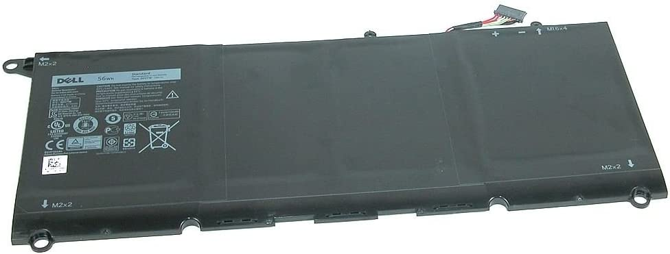 New Genuine Dell XPS 13-9350 7.6V 56WH Battery Battery 5K9CP 05K9CP