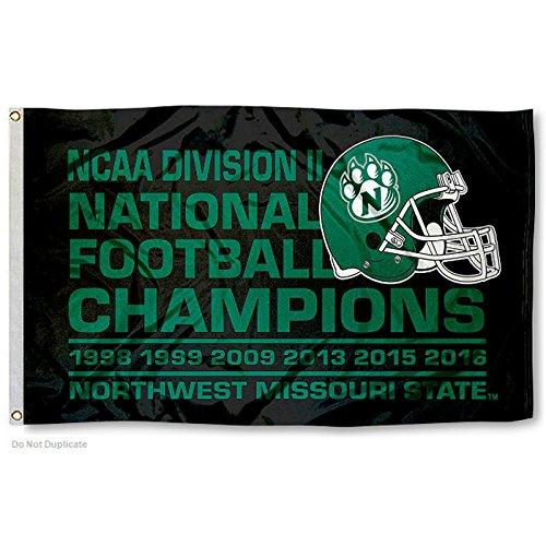 Missouri State Football (Northwest Missouri State Bearcats Division II 6 Time Football Champions)