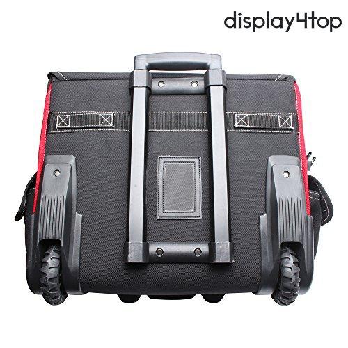 Display4top 18'' Rolling Tool Bag with Handle by Display4top (Image #5)