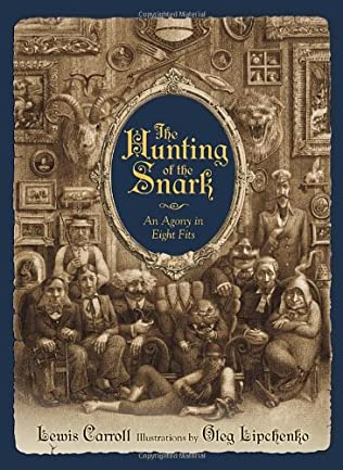 book cover of The Hunting of the Snark