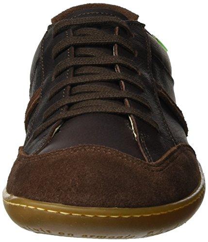 Viajero Fashion Sneaker El Men's Naturalista Brown EL pqFFtvPx7w