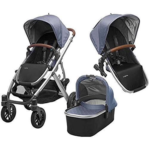 UPPAbaby Full-Size Vista Infant Baby Stroller & RumbleSeat for sale  Delivered anywhere in USA