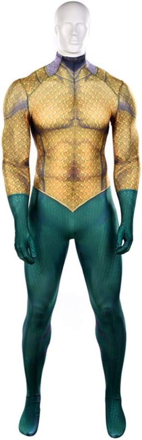 HEROMEN Película Manga Aquaman Siamese Tights,Disfraz De Cosplay ...