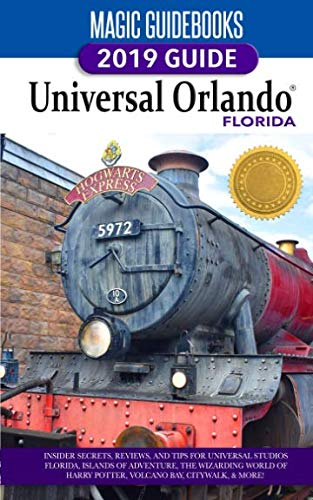 Magic Guidebooks 2019 Universal Orlando Florida Guide