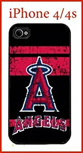 MLB Los Angeles Angels of Anaheim iphone 5c Case Hard diy case Case