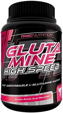 Trec Nutrition Glutamine High Speed Aminosäure Muskelwachstum L-Glutamine Amino Bodybuilding 500g (Cherry Blackcurrant - Kirsche schwarze Johannesbeere)