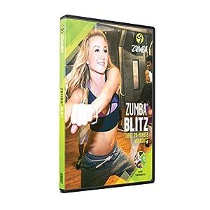 Zumba Blitz Three 20 Minute Workouts