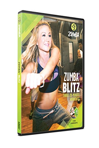 Zumba Blitz - Three 20-Minute Workouts (Best 20 Minute Home Workout)