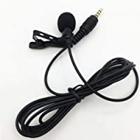 Micrófono 1/2 PCS Micrófono con Clip Altavoz Altavoz