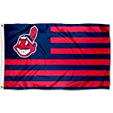 WinCraft Cleveland Indians Nation Flag 3x5 Banner