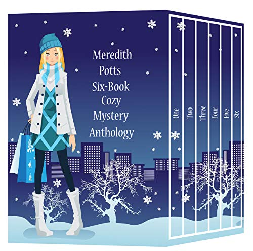 Pdf Mystery Meredith Potts Six-Book Cozy Mystery Anthology