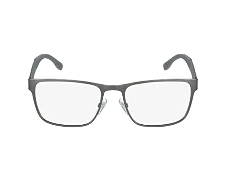 ef67593000 Amazon.com  Hugo Boss eyeglasses BOSS 0686 HXR Metal Grey  Clothing